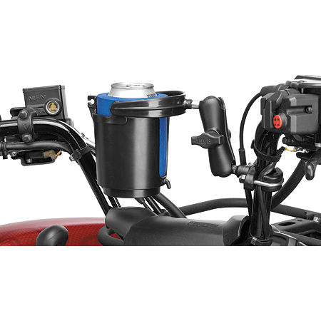 RAM Mounts Cup Holder With U-Bolt Base - Main