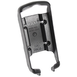RAM Mounts Holder For Garmin Devices - RAM Mounts U-Bolt With Double Socket Arm
