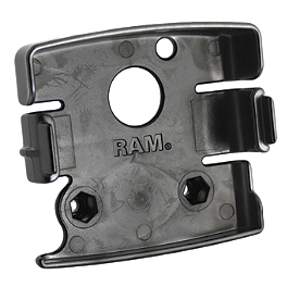 RAM Mounts Holder For Magellan Devices - RAM Mounts Universal Medium Wide Aqua Box Holder