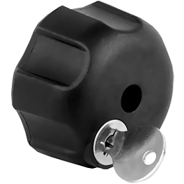 RAM Mounts Knob With Keyed Lock - RAM Mounts Double Socket Arm For 1
