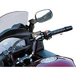 RAM Mounts Side Reservoir Mount With Diamond Base -  Motorcycle Electronic Accessories