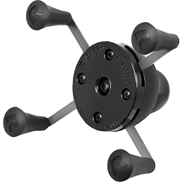 "RAM Mounts Universal X-Grip Holder With 1"" Ball Mount - RAM Mounts Holder For TomTom Devices"