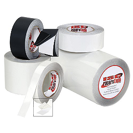 "Racers Tape Surface Guard Tape - 4"" X 30' - Clear - Racers Tape Non-Skid Tape - 3"