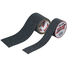 "Racers Tape Non-Skid Tape - 3"" X 10' - 2008 Honda TRX450R (KICK START) Blingstar MX Series Grab Bar - Textured Black"