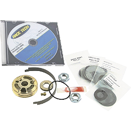 Race Tech Gold Shock Valve Kit - 2009 Honda CRF150R Pivot Works Shock Thrust Bearing