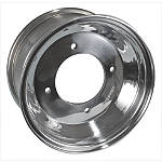 Rock Aluminum Front Wheel - 10X5