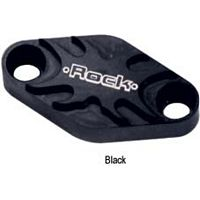 Rock E-Brake Block Off Plate - Flame