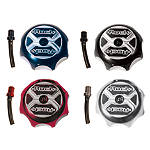 Rock Gas Cap - Suzuki ATV Parts