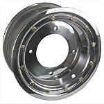 Rock Standard Beadlock Wheel Front - 10X5 - Suzuki LTZ400 ATV Tire and Wheels