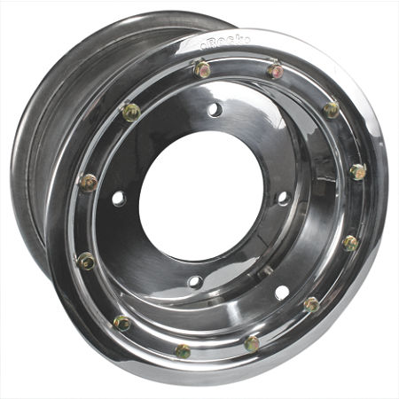 Rock Standard Beadlock Wheel Rear - 9X8 - Main