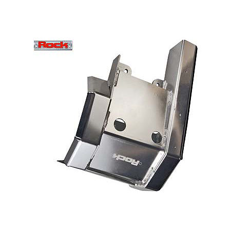 Rock Swingarm Skid Plate - Main