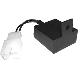 Rumble Concept Easy Plug Relay - Yamaha - Rumble Concept Integrated LED Tail Light Kit - Smoke