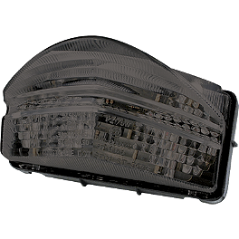 Rumble Concept Integrated LED Tail Light Kit - Smoke - AKO Racing LED Integrated Tail Light