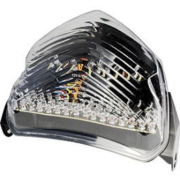 Rumble Concept Integrated LED Tail Light Kit - Clear - AKO Racing LED Integrated Tail Light