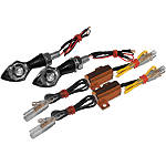 Rumble Concept Mini Flash LED Turn Signals - Rumble Concept Dirt Bike Products