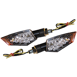 Rumble Concept Joker LED Turn Signals - 2012 Yamaha V Star 950 Tourer - XVS95CT AKO Racing LED Integrated Tail Light