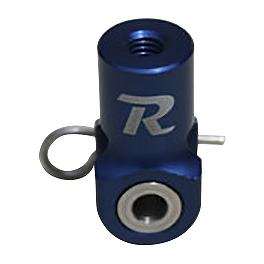 Ride Engineering Rear Brake Clevis - Blue - Fasst Company Rear Brake Clevis - Black