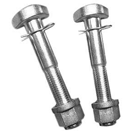 Ride Engineering Bar Mount D-Bolts - 2013 Kawasaki KX450F Ride Engineering Timing Plugs