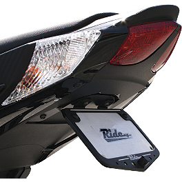 Ride Engineering Fender Eliminator Kit - Rumble Concept Bone Series Fender Eliminator With Logo