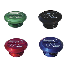 Ride Engineering Oil Filler Plug - GYTR High Flow Air Filter