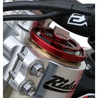 Ride Engineering Bolt-On Compression Adjusters - Red