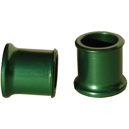 Ride Engineering Front Wheel Spacers - Green - Main