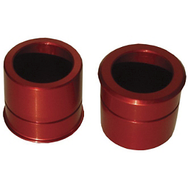 Ride Engineering Front Wheel Spacers - Red - 2005 Suzuki RMZ450 Ride Engineering Fuel Mixture Screw