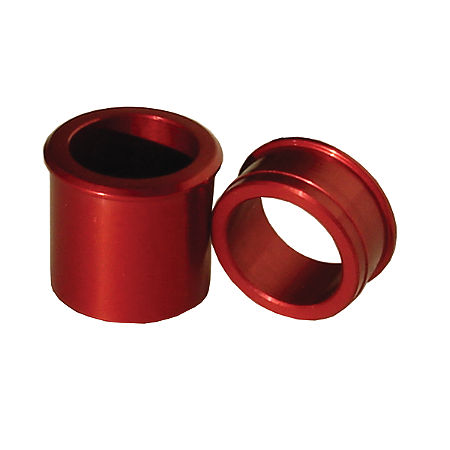 Ride Engineering Front Wheel Spacers - Red - Main