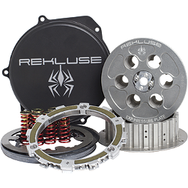 Rekluse Core EXP 2.0 Clutch Kit - 2011 KTM 250XC Boyesen Clutch Cover - Black