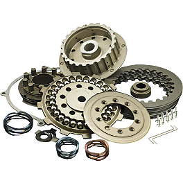 Rekluse Z-Start Pro Clutch Kit - 2010 KTM 85SX Braking W-FIX Brake Rotor - Rear