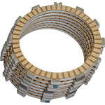 Rekluse Friction Disk Kit - Dirt Bike Clutch Kits and Components