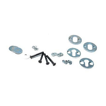 Removable Wheel Chock Hardware Kit - Main