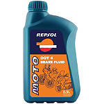 Repsol Moto DOT4 Brake Fluid - 500ml - Repsol Dirt Bike Fluids and Lubricants