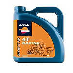 Repsol 10W50 Moto 4T Racing Full Synthetic Oil - 4 Liter - Repsol ATV Fluids and Lubrication