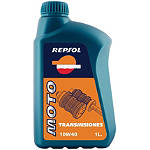 Repsol 10W40 Moto Transmission Oil - 1 Liter - Repsol Dirt Bike Fluids and Lubricants