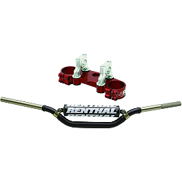RG3 Top Clamp With Renthal Twinwall Handlebar Combo - RG3 Top Clamp With Pro Taper Evo Handlebar Combo
