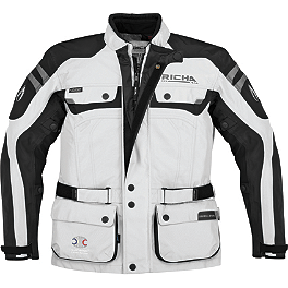 RICHA Spirit C_Change Jacket - Dainese Bruce Gore-Tex Jacket