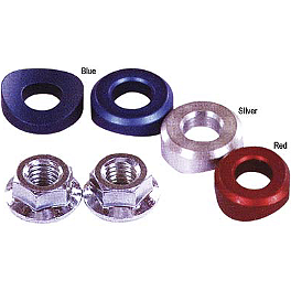 Rim Lock Spacers - Fasst Company Anti-Vibration Inserts For Renthal Twinwall Handlebars