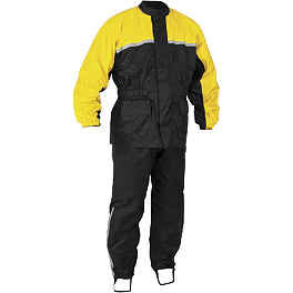 River Road High-N-Dry Two-Piece Rain Suit - Frogg Toggs Hogg Togg Rainsuit