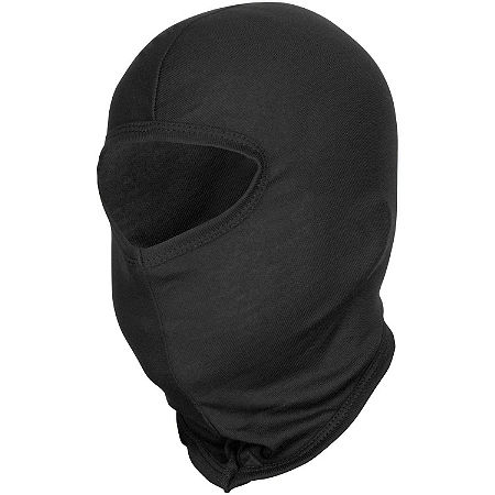 River Road Balaclava - Black - Main