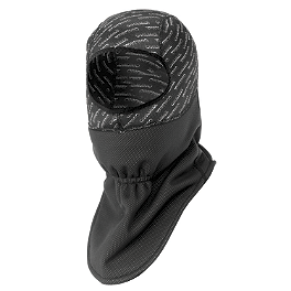 River Road Windproof Balaclava - Black - Cortech Youth Journey ST Balaclava