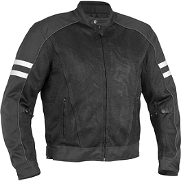 River Road Baron Mesh Jacket - River Road Sedona Mesh Jacket