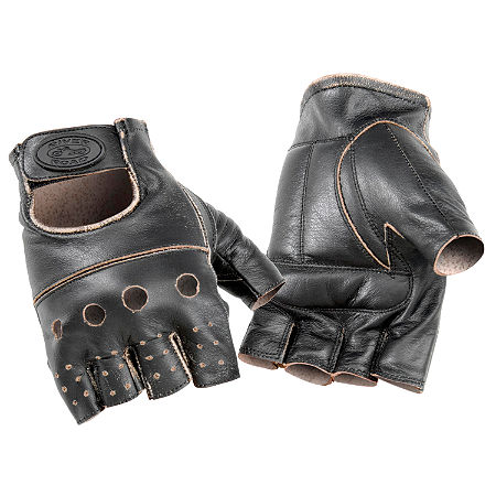 River Road Buster Vintage Shorty Gloves - Main