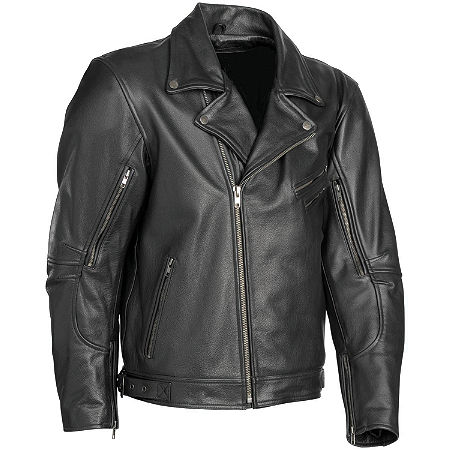River Road Caliber Leather Jacket - Main