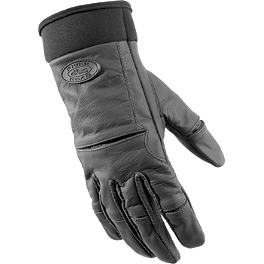 River Road Chisel Gloves - River Road Monterey Leather Gloves