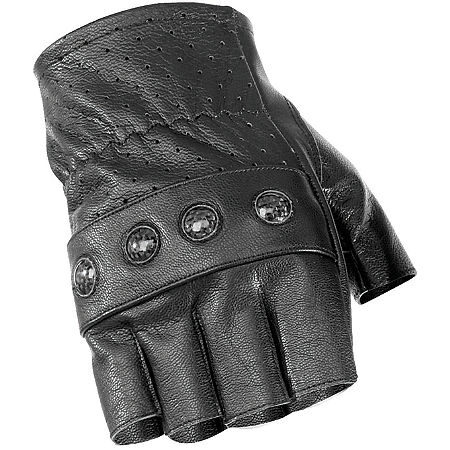 River Road Carlsbad Shorty Leather Gloves - Main