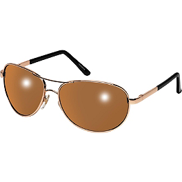River Road Drifter Aviator Sunglasses - Teknic Knox TP2 Chest Protectors