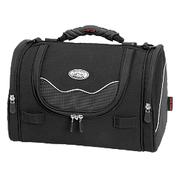 River Road Spectrum Series Duffel Bag - River Road Spectrum Series Sissy Bar Tall Trunk Bag