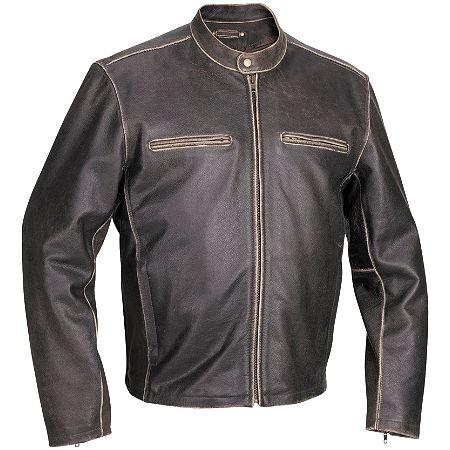 River Road Distressed Drifter Jacket - Main