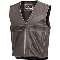 River Road Drifter Leather Vest